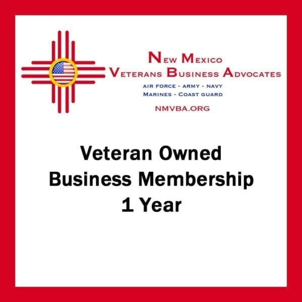 Veteran Owned Membership